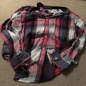 Mudd Plaid shirt